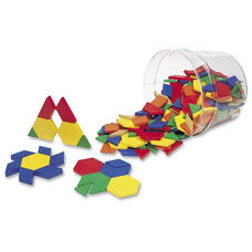 Learning Resources Pattern Block - 250 Pieces