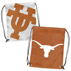 University of Texas Team Logo Doubleheader Drawstring Backsack
