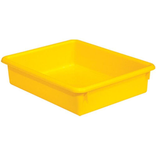Our Solid Yellow Plastic Letter Tray - 10.5