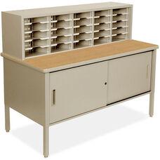 Mailroom 25 Adjustable Slot 52