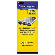 Fellowes® Keyboard Protection Kit - Custom Order - Polyurethane