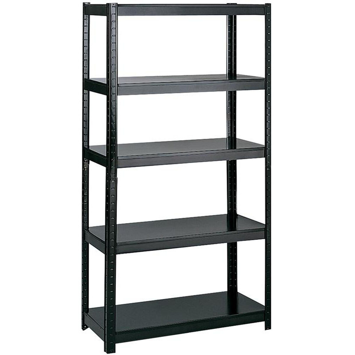 Black Commercial Wire Shelving | SchoolFurniture4Less.com