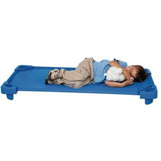 Heavy Duty Standard Size Cot with Removable and Washable Fabric - Assembled - 53
