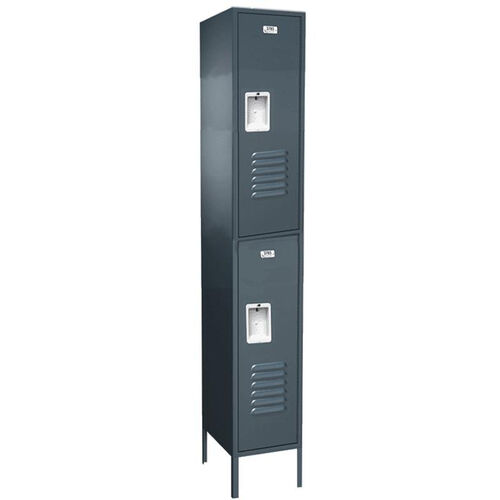 Our Traditional Series Double Tier Powder Coated Steel Starter Locker with Recessed Handle is on sale now.