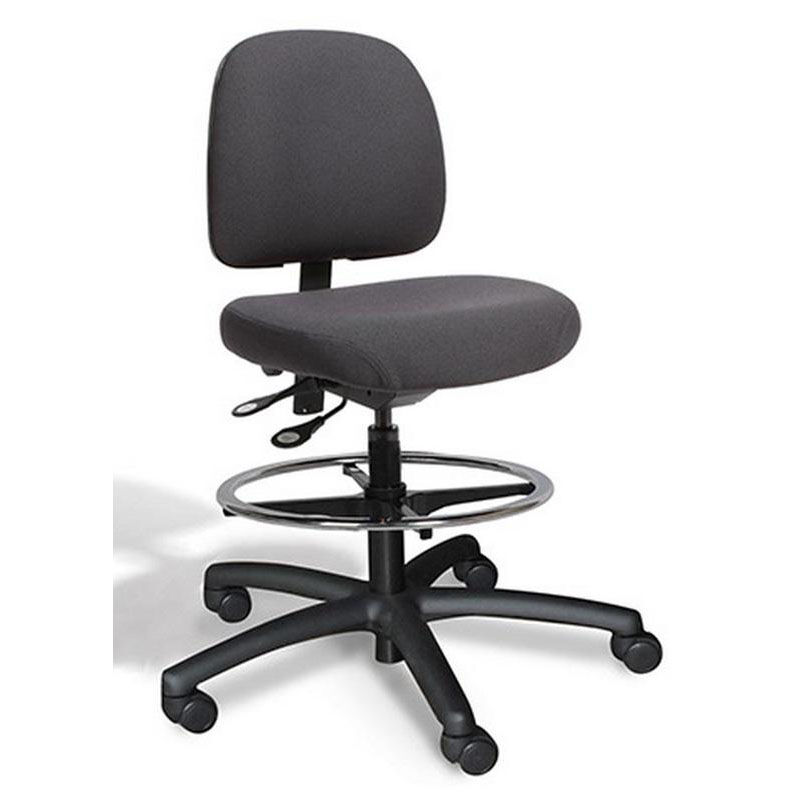 ... Our Fusion Medium Back Mid Height Drafting Chair   6 Way Control Is On  Sale ...