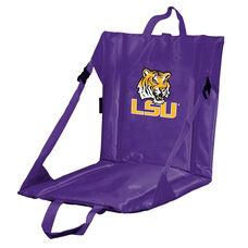 Louisiana State University Team Logo Bi-Fold Stadium Seat