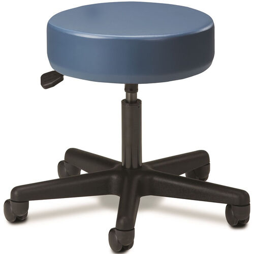 Our Pneumatic Adjustable Medical Stool - Wedgewood with Black Base is on sale now.