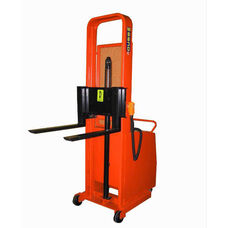 Battery Powered Counter-Balanced Fork Model Stacker