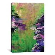Lakefront Escape II by Julia Di Sano Gallery Wrapped Canvas Artwork