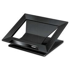 Fellowes® Designer Suites Laptop Riser - 13 1/16 x 11 3/16 x 4 - Black Pearl