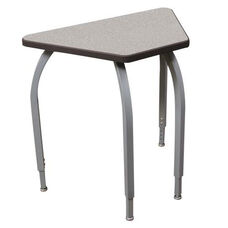 ELO Connect 6 High Pressure Laminate Junior Sized Desk with Adjustable Legs and 1.25