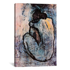 Blue Nude by Pablo Picasso Gallery Wrapped Canvas Artwork