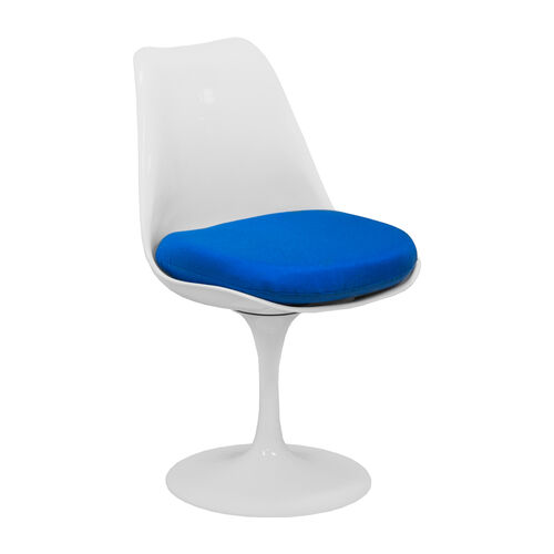 Our Lily Side Chair with Removable Blue Cushion is on sale now.