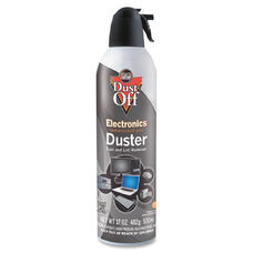 Falcon Safety Dust-Off Jumbo Disposable Dusters - Pack Of 2