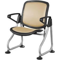 Ready Link Row Starter Chair - Peach