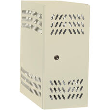 CPU Large Mountable Locker - Bone White