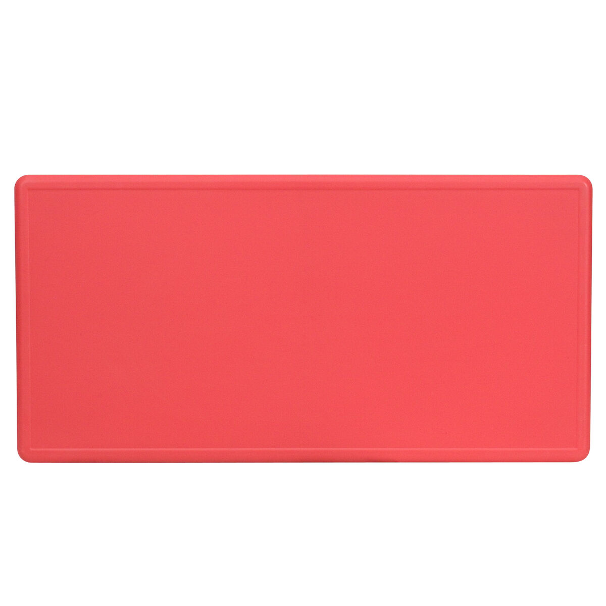 Red Preschool Activity Table Yu Ycx 001 2 Rect Tbl Red Gg