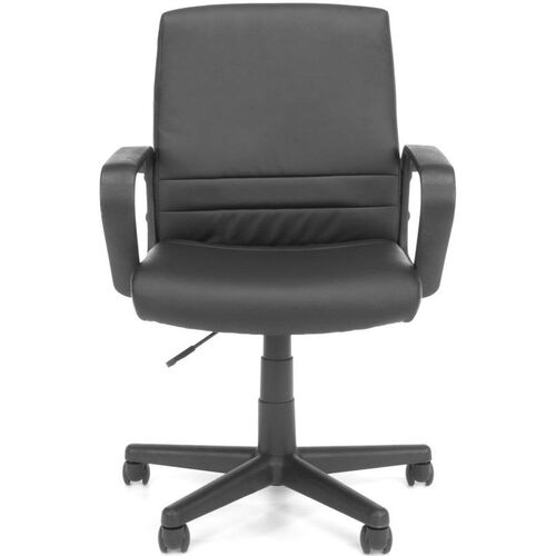 Our Essentials Executive Mid-Back Chair - Black is on sale now.