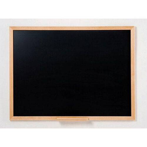 110 Series Chalkboard with Wood Frame - 96