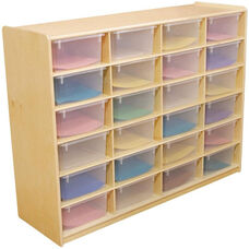 Storage Unit with (24) 5