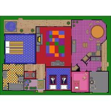 Creative Playhouse Rug