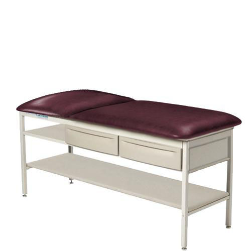 Our Element Treatment Table with Shelf and Drawers is on sale now.