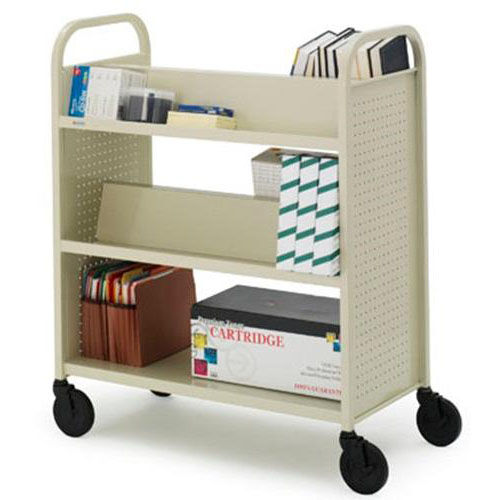 Our Voyager Double Sided Book & Utility Truck - 36
