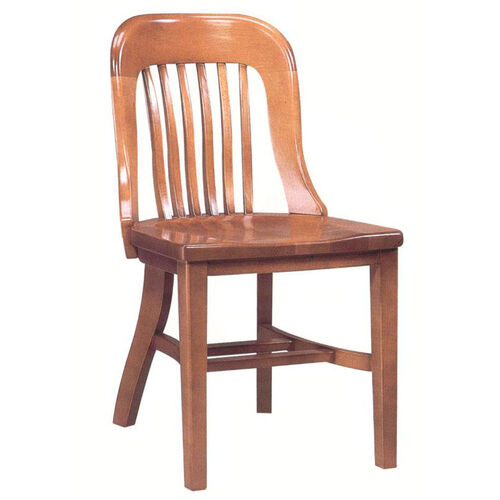 689 Side Chair - Wood Seat