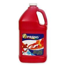 Dixon Ticonderoga Company Tempera Paint - Ready to Use - Nonto x ic - 1 Gallon - Red