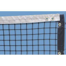 QuickStart Vinyl Coated Headband Tennis Net