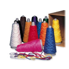 Pacon Yarn Cones - Double Weight Cones - 12/Box - Assorted