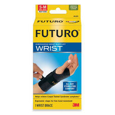 3M Futuro Small/Medium Wrist Supports - Right Hand