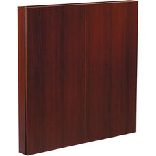 OSP Furniture Napa Presentation Board - Mahogany