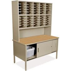 Mailroom 50 Adjustable Slot 84