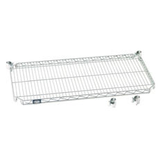 Chrome E-Z Adjust Wire Shelf - 14