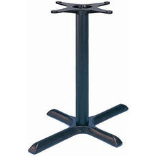 TB 106 Cast Iron Table Base with Column and 22