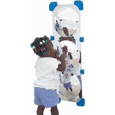 3 Bubble Wall Hung Border - 32''L x 11''W