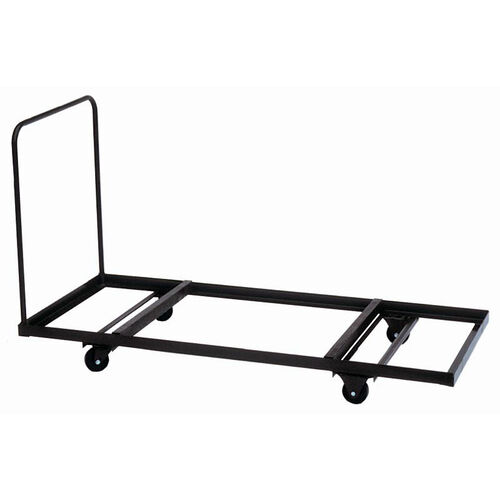Welded Iron Folding Table Truck for Flat Stacking Rectangular Tables - 30