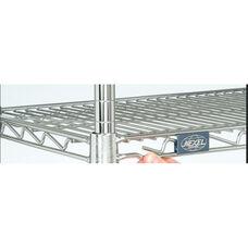 Chrome Standard Wire Shelf - 18