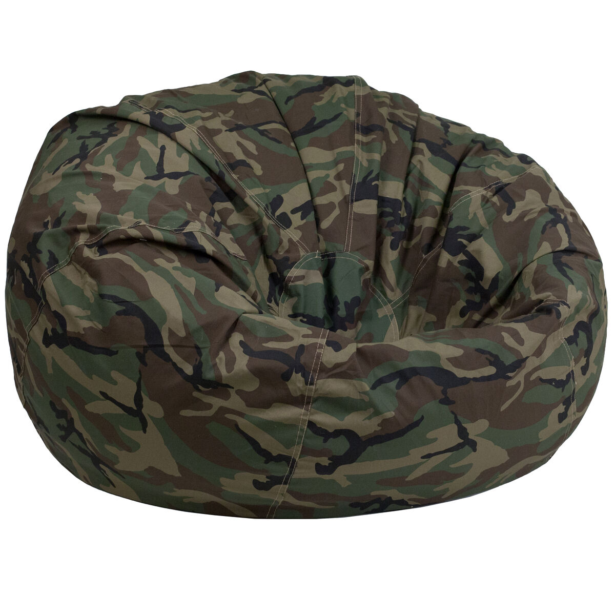 Our Oversized Camouflage Kids Bean Bag Chair Is On Now