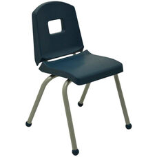 Split Bucket Stacking Chair with 16