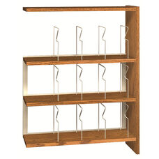 3-Shelf Picture Book Bookcase Adder