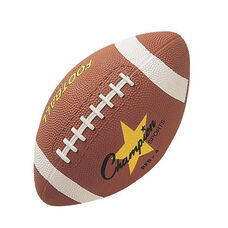 Rubber Football Pee Wee Size