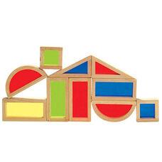 Rainbow Blocks Set 10 pcs