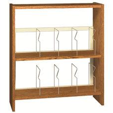 2-Shelf Picture Book Bookcase Starter