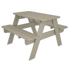POLYWOOD® Kids Collection Picnic Table - Sand