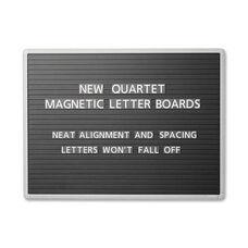 Quartet Message Board - Letter Size 3/4