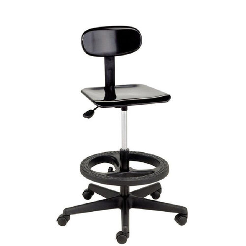Our Legacy Series Adjustable Height Lab Stool with Foot Ring is on sale now.