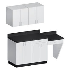 Pro-Line™ Professional Cabinet Group with Storage - Typical 4