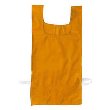 Youth Sized Heavyweight Pinnie in Orange - Set of 12